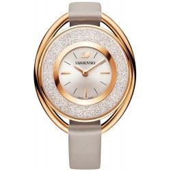 Orologio Swarovski Donna Crystalline Oval Rose Gold Tone 5158544