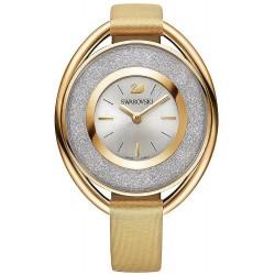 Orologio Swarovski Donna Crystalline Oval Gold Tone 5158972