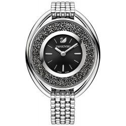Orologio Swarovski Donna Crystalline Oval Black 5181664