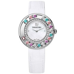 Orologio Swarovski Donna New Lovely Crystals Multi-Colored 5183955 Madreperla