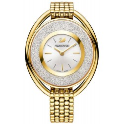 Orologio Swarovski Donna Crystalline Oval Gold Tone 5200339