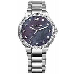 Acquistare Orologio Swarovski Donna City Grey 5205990 Madreperla