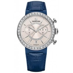 Orologio Swarovski Donna Citra Sphere Chrono Blue Gray 5210208