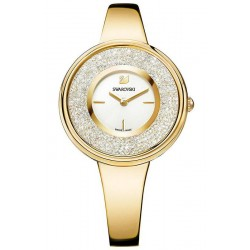Orologio Swarovski Donna Crystalline Pure Yellow Gold Tone 5269253