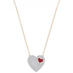 Collana Donna Swarovski Great Heart 5272346 Cuore