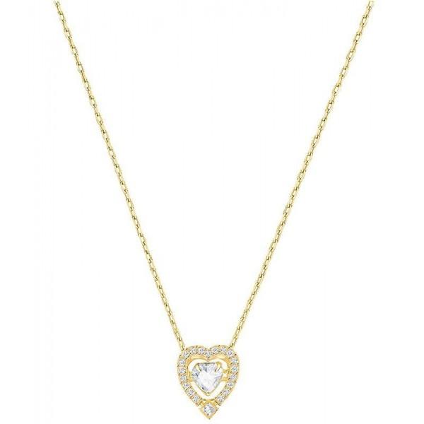 Acquistare Collana Donna Swarovski Sparkling Dance Heart 5284190