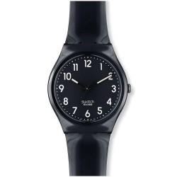 Orologio Unisex Swatch Gent Black Suit GB247