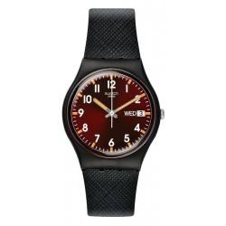 Orologio Unisex Swatch Gent Sir Red GB753