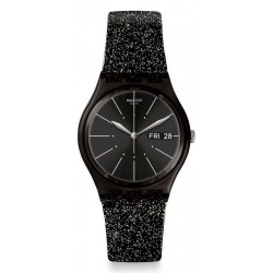 Acquistare Orologio Donna Swatch Gent Glitternoir GB755