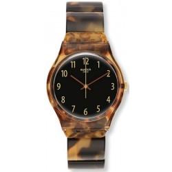 Acquistare Orologio Donna Swatch Gent Ecaille L GC113A