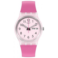 Orologio Donna Swatch Gent Rinse Repeat Pink GE724