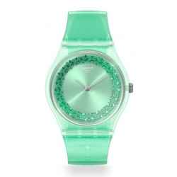 Acquistare Orologio Donna Swatch Gent Amazo-Night GG225