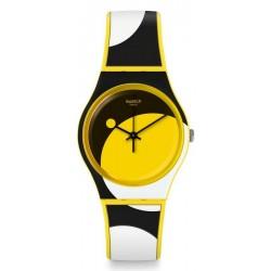 Orologio Unisex Swatch Gent D-Form GJ139