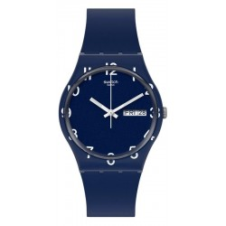 Orologio Unisex Swatch Gent Over Blue GN726