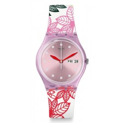 Orologio Donna Swatch Gent Summer Leaves GP702