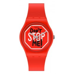 Orologio Unisex Swatch Gent Don't Stop Me ! GR183