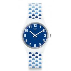 Orologio Donna Swatch Gent Paveblue GW201