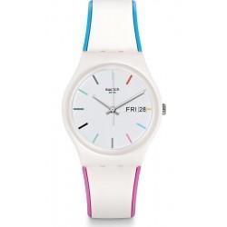 Orologio Unisex Swatch Gent Edgyline GW708