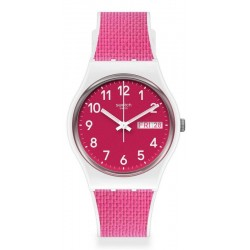 Acquistare Orologio Donna Swatch Gent Berry Light GW713