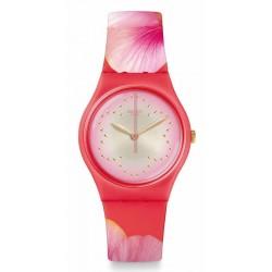 Acquistare Orologio Donna Swatch Gent Fiore Di Maggio GZ321