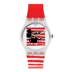 Acquistare Orologio Mickey Mouse Swatch Mouse Marinière GZ352