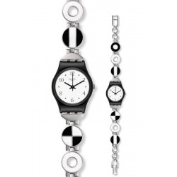 Orologio Donna Swatch Lady Blackiniere LB185G