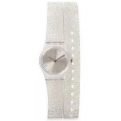 Orologio Donna Swatch Lady Silver Glistar LK343