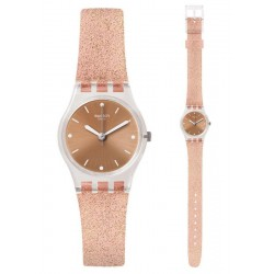 Orologio Donna Swatch Lady Pinkindescent Too LK354D