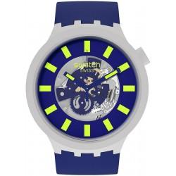 Orologio Swatch Big Bold Limy SB03M103