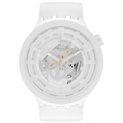 Orologio Swatch Big Bold C-White SB03W100