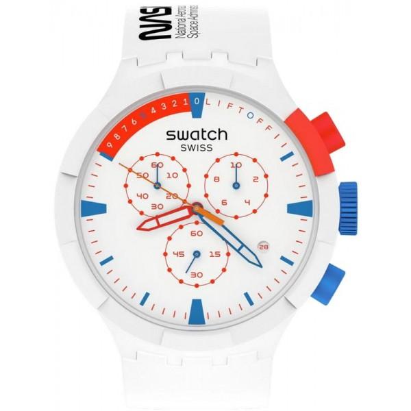 Acquistare Orologio Swatch Big Bold Chrono Extravehicular NASA SB04Z400