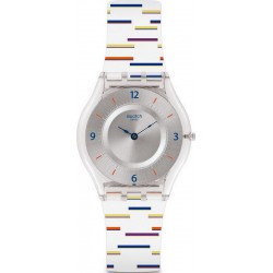 Orologio Donna Swatch Skin Classic Thin Liner SFE108