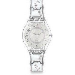 Acquistare Orologio Donna Swatch Skin Classic Climber Flowery SFK300G