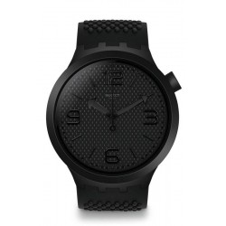 Orologio Uomo Swatch Big Bold BBBlack SO27B100