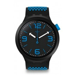 Orologio Uomo Swatch Big Bold BBBlue SO27B101