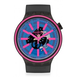 Orologio Swatch Big Bold Blue Taste SO27B111