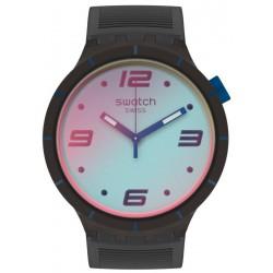 Orologio Swatch Big Bold Futuristic Grey SO27B121