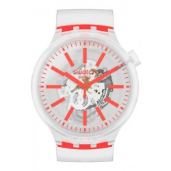 Orologio Swatch Big Bold Orangeinjelly SO27E102
