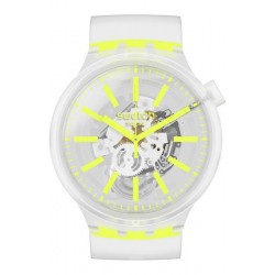 Orologio Swatch Big Bold Yellowinjelly SO27E103