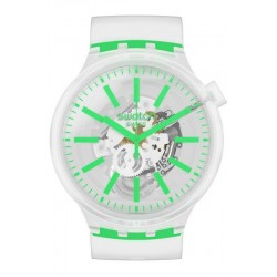 Orologio Swatch Big Bold Greeninjelly SO27E104