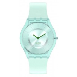 Orologio Donna Swatch Skin Classic Sweet Mint SS08G100