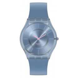 Orologio Donna Swatch Skin Classic Denim Blue SS08N100