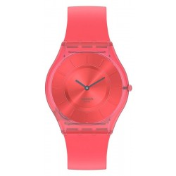 Orologio Donna Swatch Skin Classic Sweet Coral SS08R100