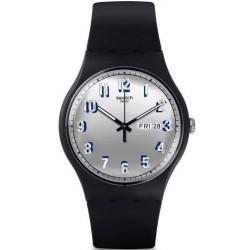 Orologio Unisex Swatch New Gent Secret Service SUOB718