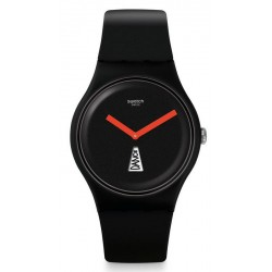 Orologio Unisex Swatch New Gent Ouverture SUOB727