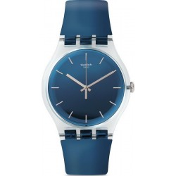 Orologio Unisex Swatch New Gent Encrier SUOK126