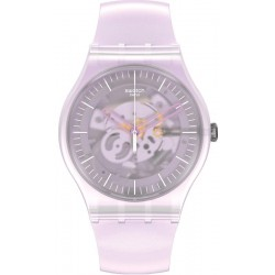 Orologio Donna Swatch New Gent Pink Mist SUOK155
