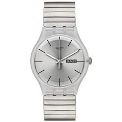 Orologio Unisex Swatch New Gent Resolution S SUOK700B