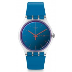 Orologio Donna Swatch New Gent Polablue SUOK711