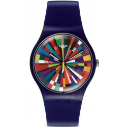 Orologio Unisex Swatch New Gent Color Explosion SUOV101